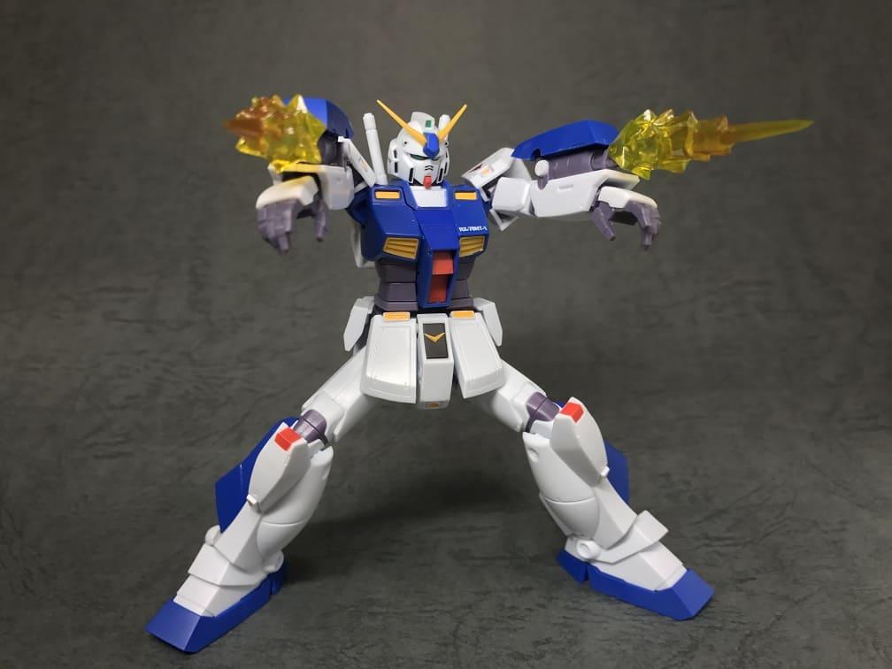 ROBOT魂 <SIDE MS> RX-78NT-1 ガンダムNT-1 ver. A.N.I.M.E. レビュー
