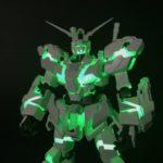 RG RX-0 ユニコーンガンダム(デストロイモード) Ver.TWC (LIGHTING MODEL) レビュー