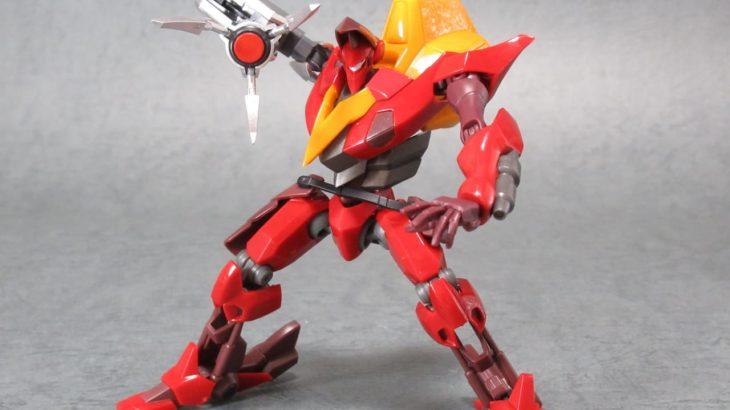 ROBOT魂  紅蓮弐式(甲壱型腕装備) レビュー