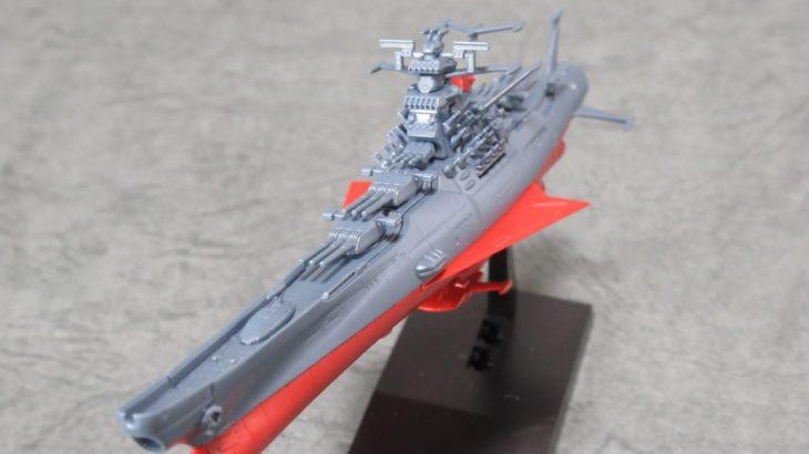 メカコレクション 宇宙戦艦ヤマト 2202 素組み レビュー