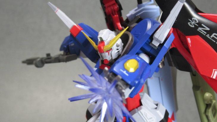 METAL ROBOT魂 デスティニーガンダム レビュー