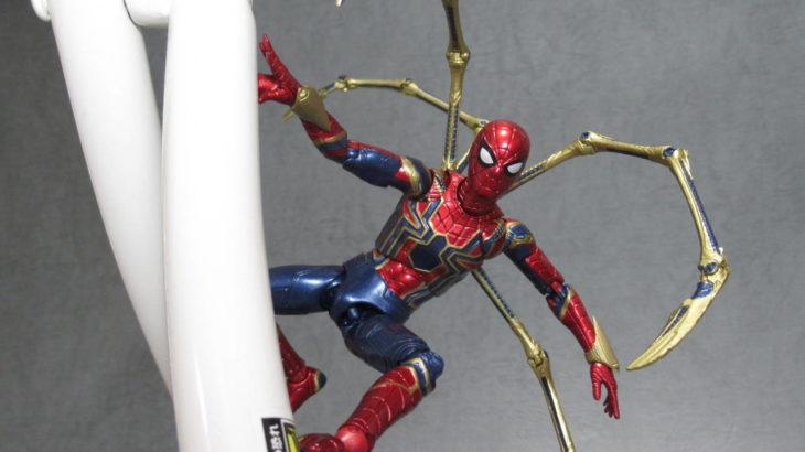 MAFEX  IRON SPIDER アイアン スパイダー レビュー