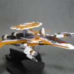 DX超合金 VF-31E ジークフリード(チャック・マスタング機) ファイター編 レビュー