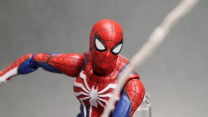 S.H.Figuarts スパイダーマン アドバンス・スーツ(Marvel's Spider-Man) レビュー