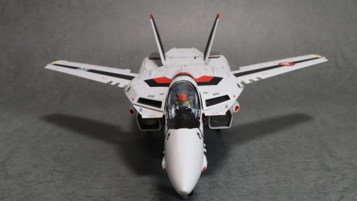 DX超合金 劇場版VF-1S バルキリー(一条輝機) ファイター編 レビュー
