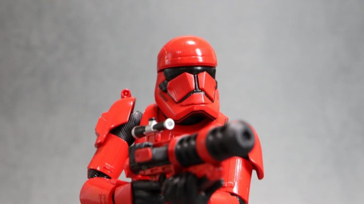 S.H.Figuarts シス・トルーパー(STAR WARS: The Rise of Skywalker) レビュー