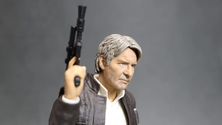S.H.Figuarts ハン・ソロ(STAR WARS: The Force Awakens) レビュー