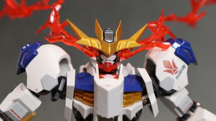 METAL ROBOT魂 ガンダムバルバトスルプスレクス レビュー
