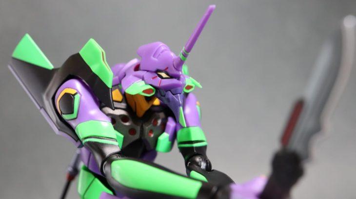 ROBOT魂 エヴァンゲリオン初号機-新劇場版-  レビュー