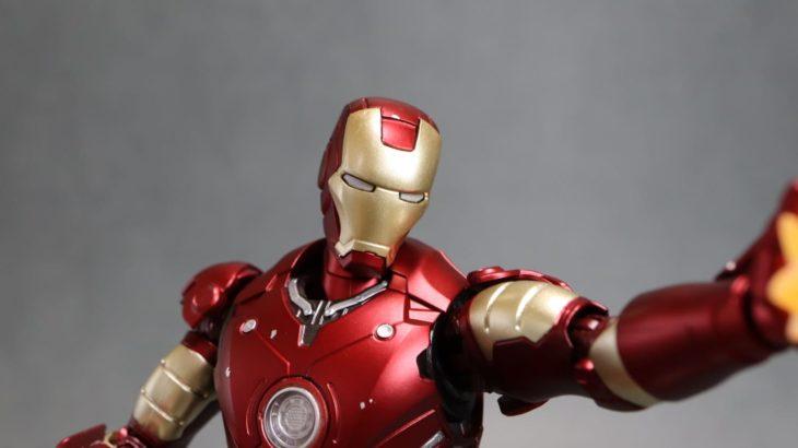 S.H.Figuarts アイアンマン マーク3 -《Birth of Iron Man》 EDITION- レビュー