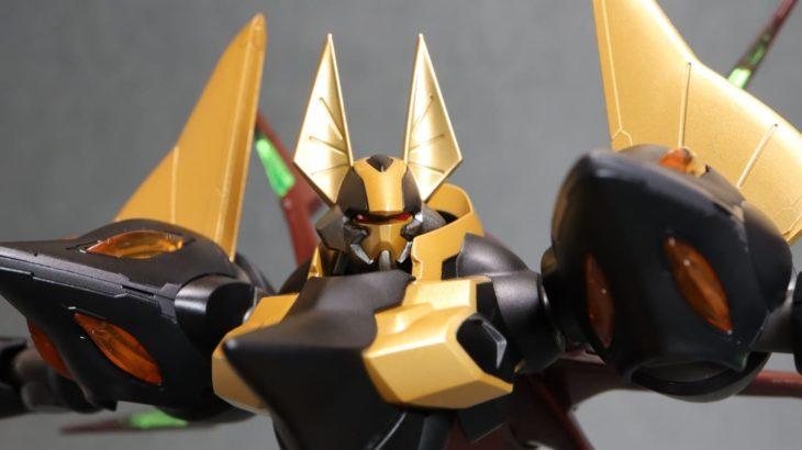 ROBOT魂 ガウェイン ~BLACK REBELLION~ レビュー