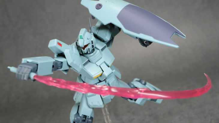 ROBOT魂 RGM-79N ジム・カスタム ver. A.N.I.M.E. レビュー