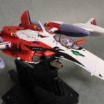 DX超合金 YF-29デュランダルバルキリー(早乙女アルト機)フルセットパック ファイター編 レビュー