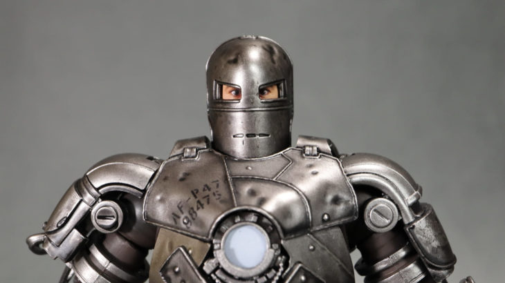 S.H.Figuarts アイアンマン マーク1 -《Birth of Iron Man》 EDITION-(アイアンマン) レビュー
